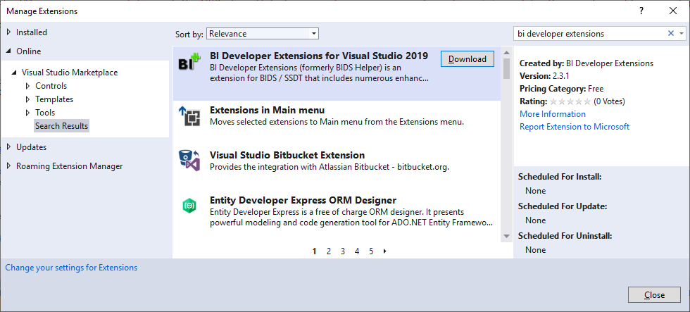 ssis free download